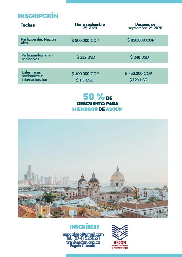 Brochure XI Congreso panamericano neonatología 3