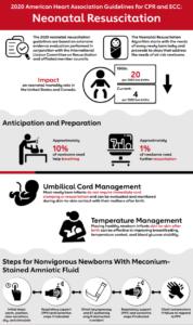 AHA Guía Reanimación Neonatal